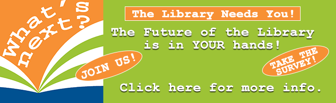 The City of Longmont is seeking resident input on the future of the Library.