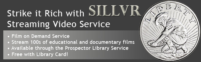 The SILLVR streaming service offers access to educational and documentary-style films.
