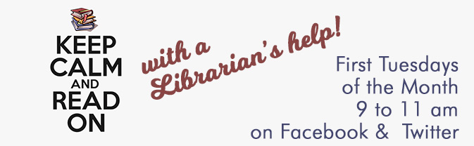 Librarians will offer book suggestions  on social media during the library's closure.