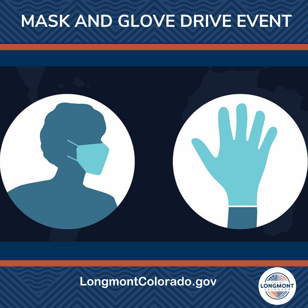 Public Safety Mask, Glove Event