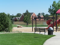 Hover Park Playground