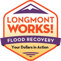 Longmont Works Flood Recovery