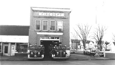 Old Firehouse