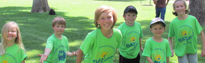 day camp summer kids