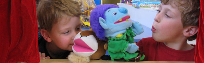 puppet show small wonders preschool