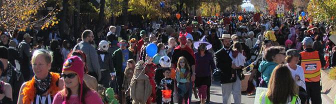 Longmont Halloween 2020 Halloween Parade and Trick or Treat Street | City of Longmont