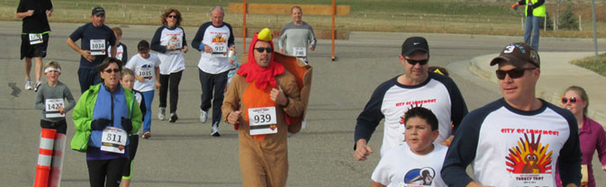turkey trot turkey finishing