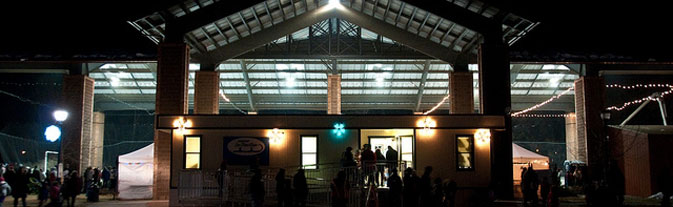 ice pavilion night facility