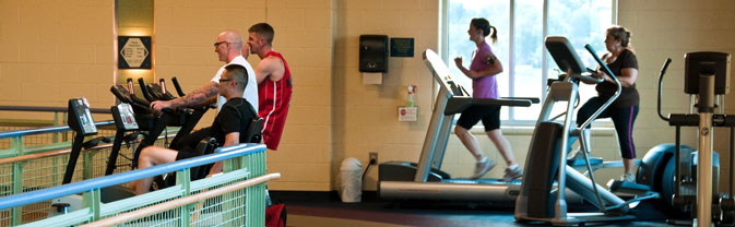 longmont recreation center lrc cardio equipment treadmill