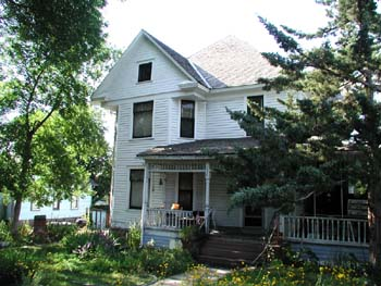 Carpool Lane Rules >> Dr. John Andrew House | City of Longmont, Colorado
