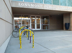 Bicycle Racks by the Children of Longmont