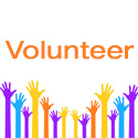 You can volunteer at the library