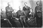 Siblings at 1892 reunion