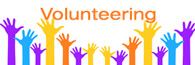 The library has great volunteer opportunities for teens.