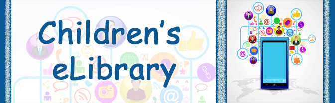 The library provides access to many premium online reading and research sources for children and teens.