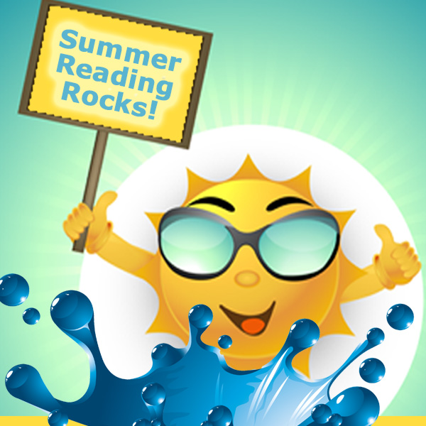 The library is hosting a summer kick-off party!