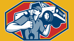 The library has several online databases for automotive and mechanical repair.