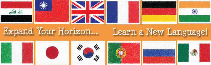 Learn a new language -- for free!