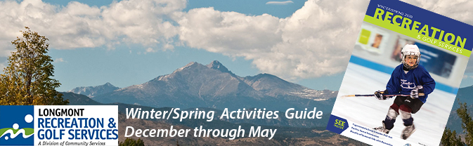 Winter Spring 2019 Recreation Brochure