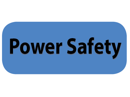 Electric safety button for Kids Page