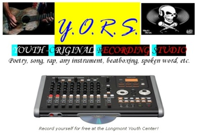 Youth Original Recording Studio graphic