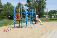 Image of Kensington Park South Playground Before Replacement