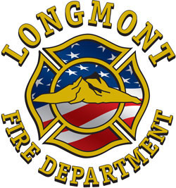 Longmont Fire Department Logo