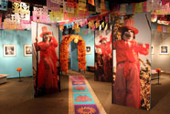 Day of the Dead exhibition, 2014