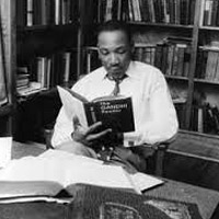 Dr. Martin Luther King, Jr. loved to read.